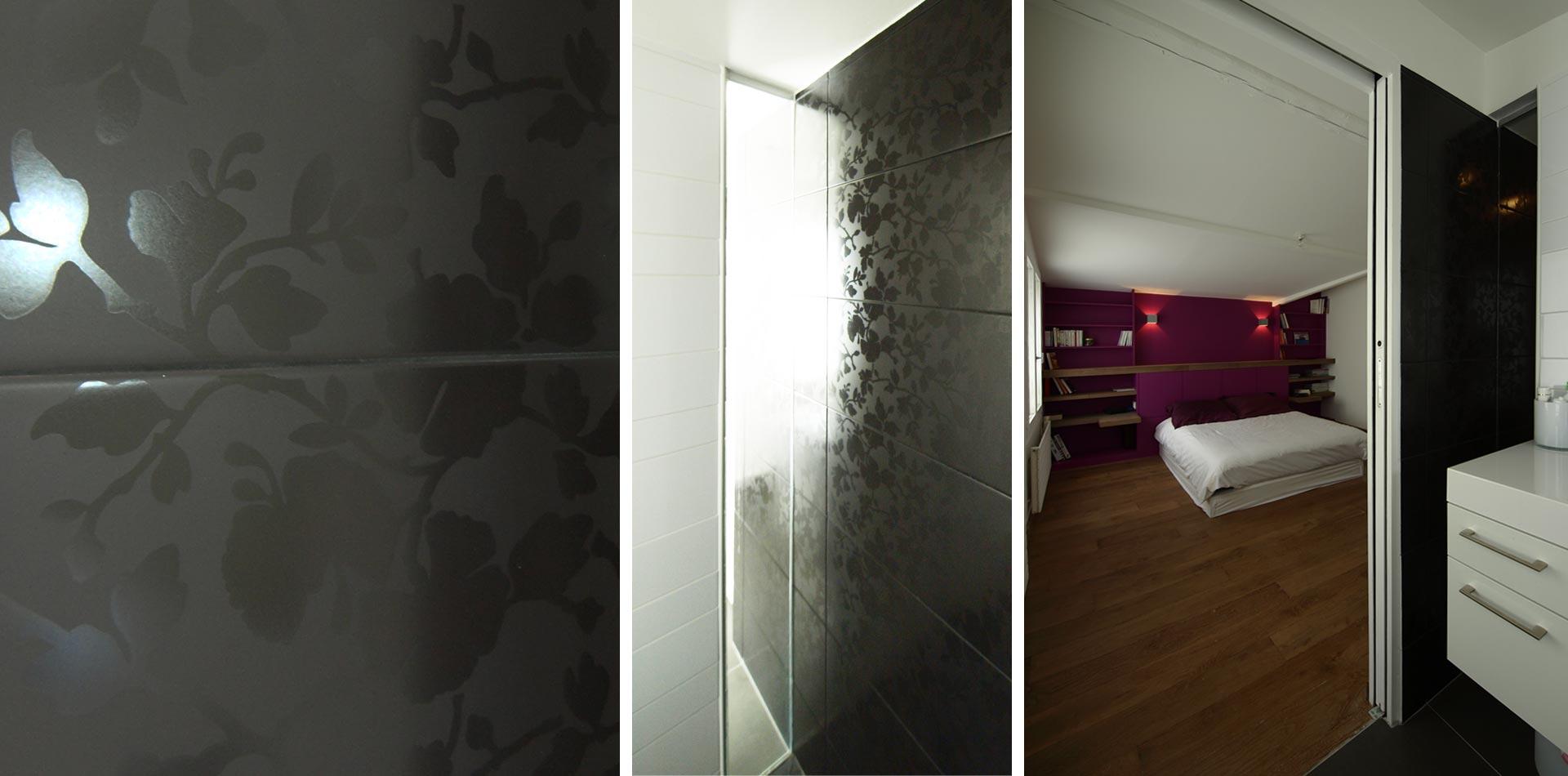 sof architectes cr ation d 39 une suite parentale meudon sof architectes. Black Bedroom Furniture Sets. Home Design Ideas