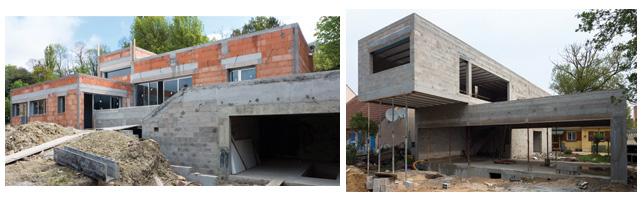 Journées Architectures à vivre : chantiers de maisons à Tigery et Montlignon