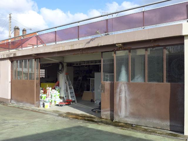 Maison de caractère loft industriel à Ablon-sur-seine